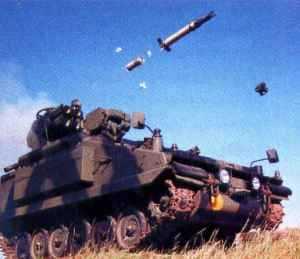 Демонстрация ракетной системы Starstreak II для МО Великобритании
