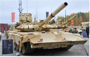 Вьетнам рассматривает возможность приобретения танков Т-90