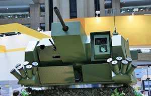 Новая башня и боевой модуль с дистанционным управлением разработаны в Тайване