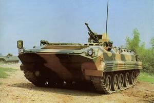 Forecast International считает, что гусеничная бронетехника остается на рынке «конкурентоспособной и динамичной»