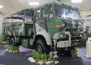 Tata Motors договорилась о партнерстве в DEFTECH в поставке грузовиков для армии Малайзии