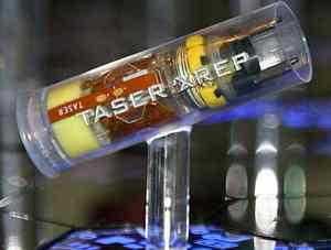 Компания Taser разработала пули с микропроцессором