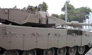 Танковая система активной защиты