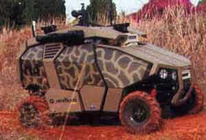 Израиль готовится использовать беспилотные наземные машины