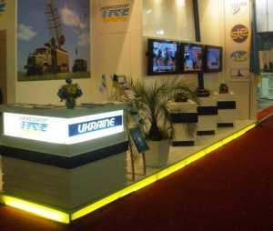 Государственная компания «Укрспецэкспорт» принимает участие в 8-й Международной выставке «LAAD-2011»