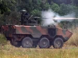 бронетранспортьор Guarani