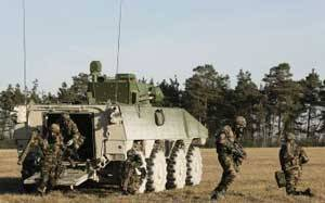 Véhicule Blindé de Combat Infanterie — VBCI