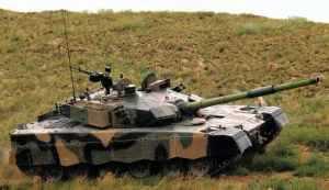 танк VT1A