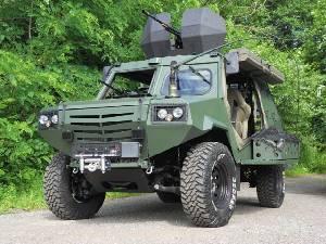 Wirus LPU (Lekki Pojazd Uderzeniowy — Легкая штурмовая машина)